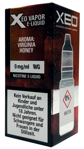 Xeo - Virginia Honey - 10ml