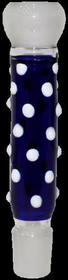 Kaya - Rauchsäule - Dots Tube Glas - 29/2