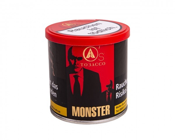 O's Tobacco Red Monster 200g
