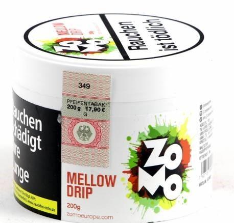 Zomo Tobacco Mellow Drip 200g
