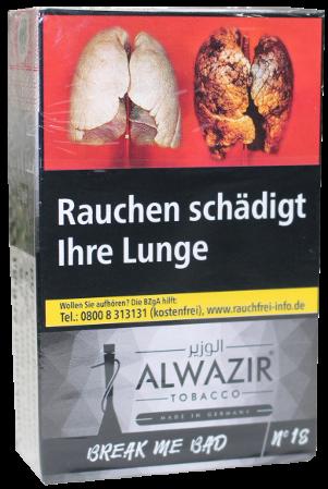 ALWAZIR - Break me Bad - 50g
