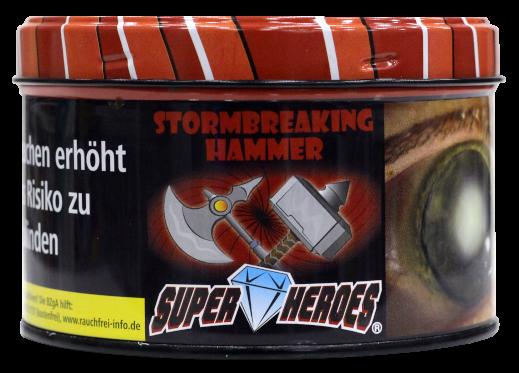 Super Heroes Tobacco - Strombreaking Hammer - 200g