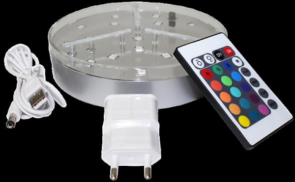 Al-Mani - LED Untersetzer - 15cm