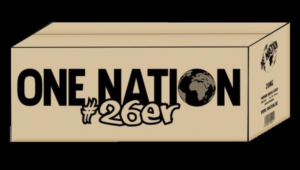 ONE NATION - 20kg - Naturkohle