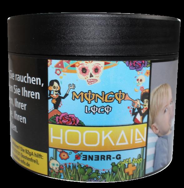 Hookain Tobacco MONGO LOCO 200g
