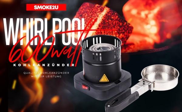 Smoke2u WHIRLPOOL 600w