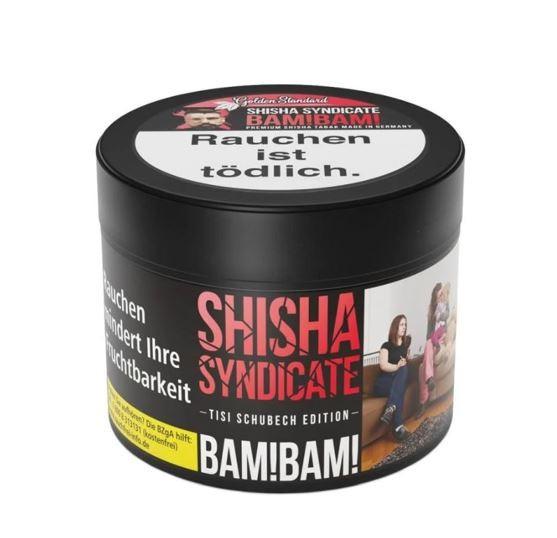 TISI SCHAUBECH EDITION BAM!BAM! SHISHA TABAK 200 G