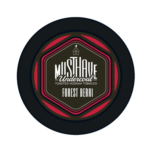 Musthave Tabak Forest Berri 200g