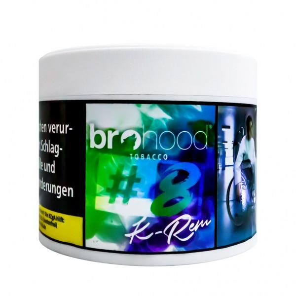 Brohood Tobacco #8+ X-Treme 200g