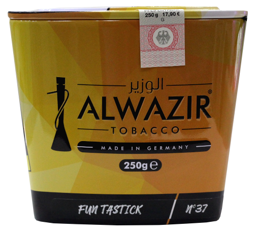 ALWAZIR Tobacco Fun Tastik - 250g