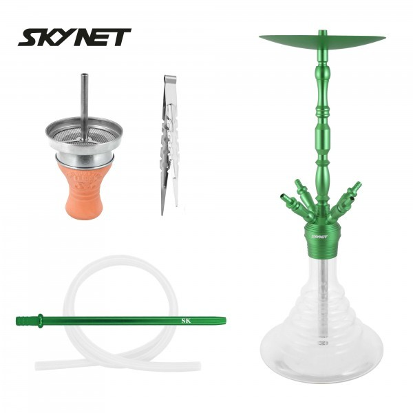 SKYNET Air Alu Green