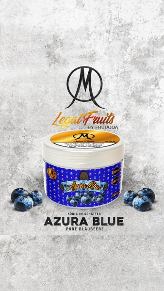 Legal Fruit Tabak AZURE BLUE 200g