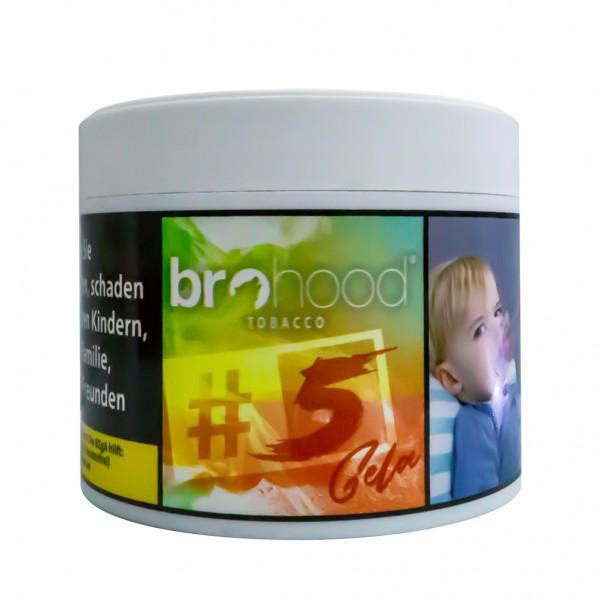 Brohood Tobacco #5 Gela 200g
