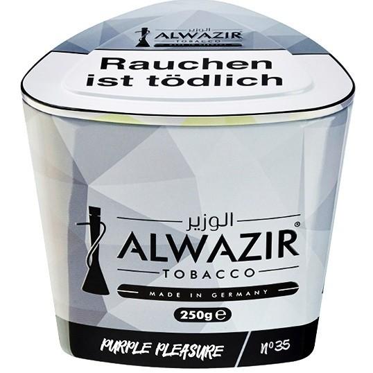 ALWAZIR Tobacco PURPLE PLEASURE N35 -250g