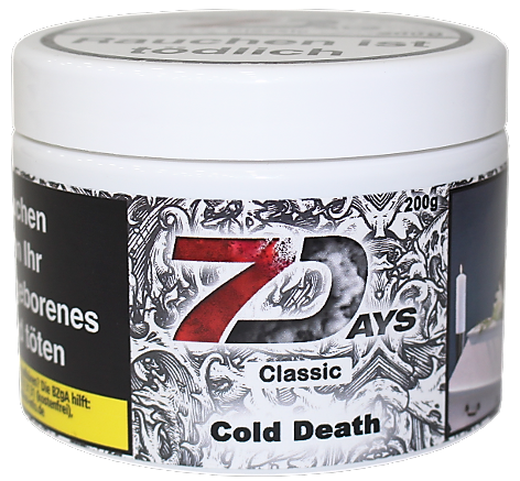 7 Days Classic - Cold Death - 200g