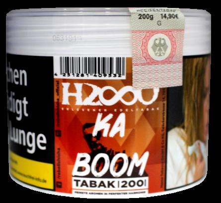 Hasso Tobacco - Ka Boom - 200g