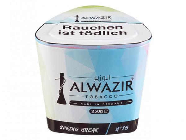 ALWAZIR Tobacco SPRING BREAK N15 -250g