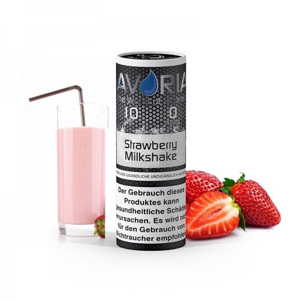 Avoria - Strawberry Milkshake - 10ml