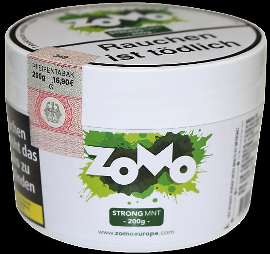 Zomo Tobacco - Strong Mnt - 200g