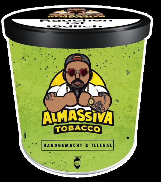 Al Massiva Tobacco Handgemacht & Illegal - 200g