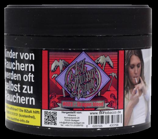 187 Tobacco #023 Dragon Blood 200g