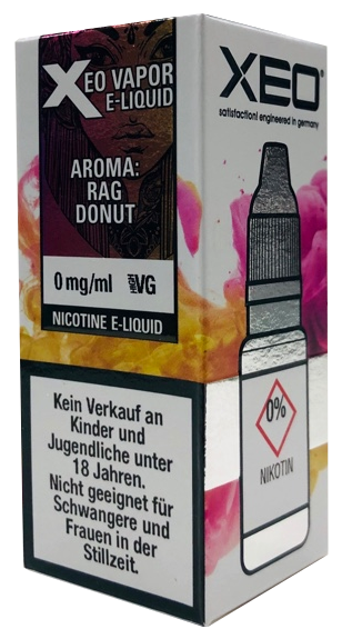 Xeo - Rag Donut - 10ml