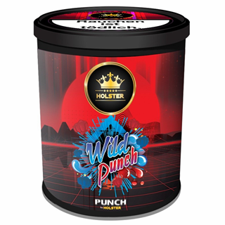 Holster Tobacco Wild Punch 200g