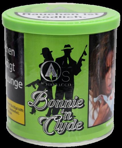 O's Tobacco Green - Bonnie 'n Clyde - 200g