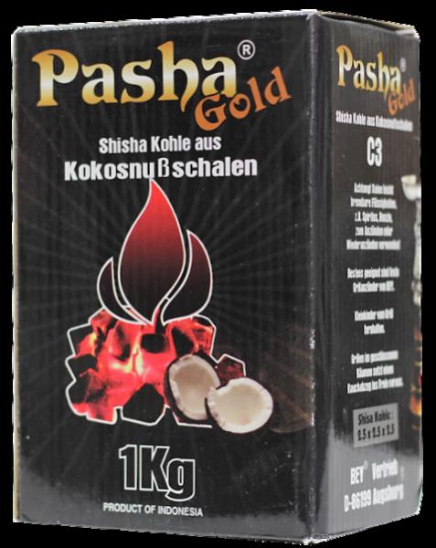 PASHA GOLD - 1kg - Naturkohle