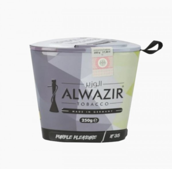 ALWAZIR PURPLE PLEASURE 250g