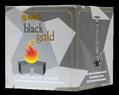 MIG - Black Gold - Naturkohle