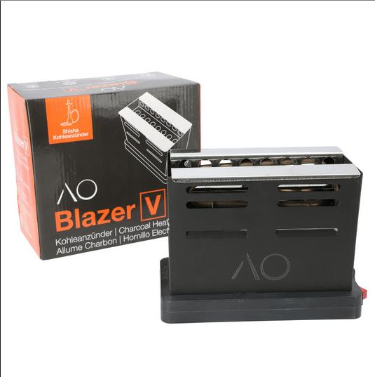 AO Blazer V-Kohleanzünder 800w