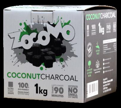 Zomo - 1kg - Naturkohle