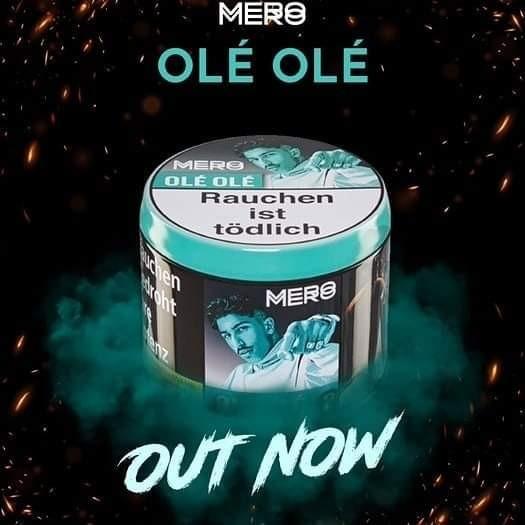 Mero Tobacco - Ole Ole - 200g