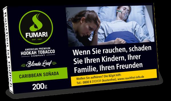 Fumari Tabak Caribbean Sonada - 200g