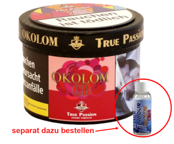 True Passion Okolom CB 200g