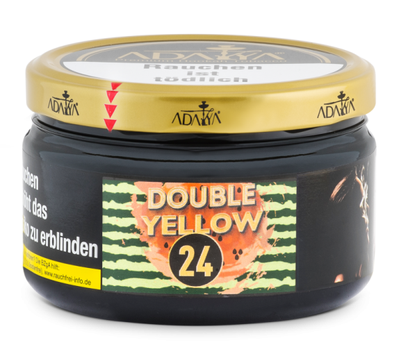 Adalya Double Yellow 24 - 200g