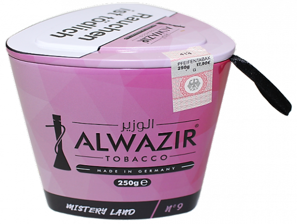 ALWAZIR Tobacco MISTERY LAND - 250g