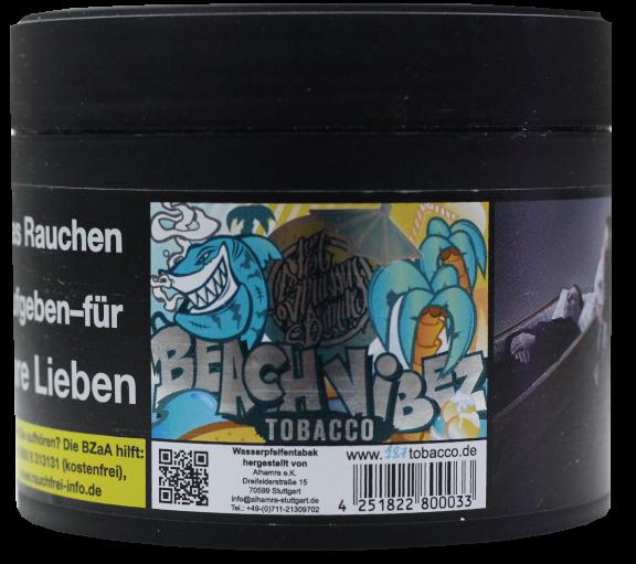 187 Tobacco #017 Beach Vibes 200g