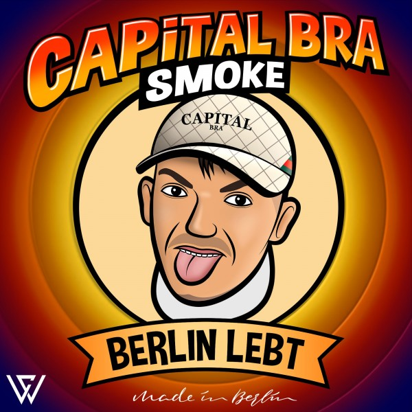 Capital Bra Smoke Berlin Lebt 200g