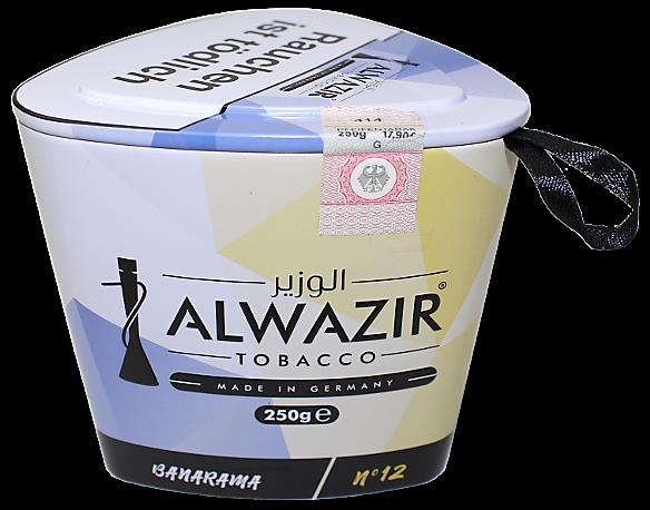 ALWAZIR Tobacco BANARAMA - 250g
