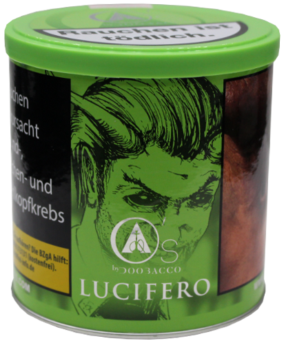 O's Tobacco Green Lucifero 200g