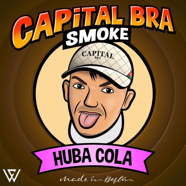 Capital Bra Smoke Huba Cola 200g