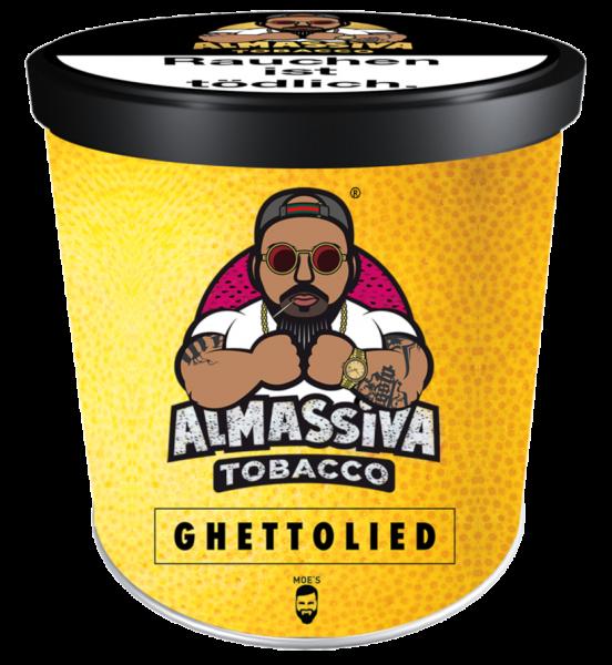 Al Massiva Tobacco Ghettolied - 200g