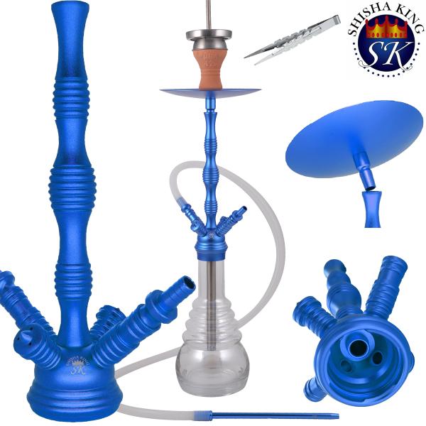 SKS 610 V.A.P.O.R Blau Clear