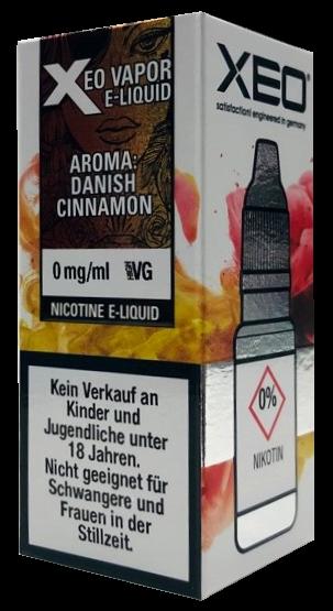 Xeo - Danish Cinnamon - 10ml