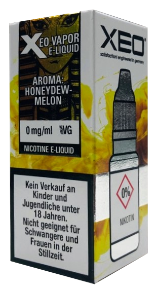 Xeo - Honeydew Melon - 10ml