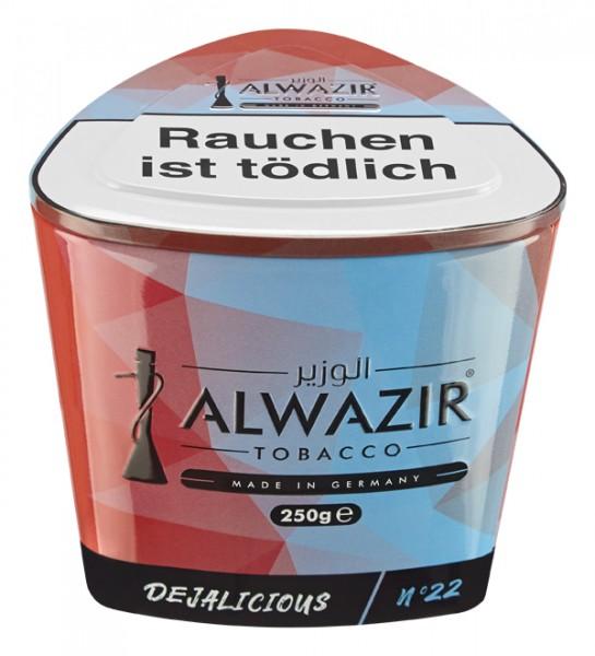 ALWAZIR Tobacco Dejalicious N22- 250g