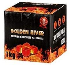 Golen River Naturkohl 1kg