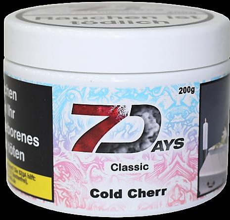 7 Days Classic - Cold Cherr - 200g